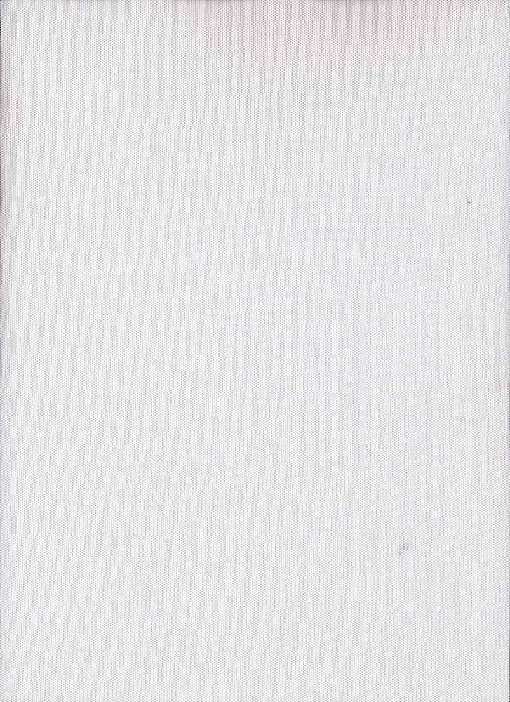 BT80051 / WHITE / Power Mesh 95P/5S