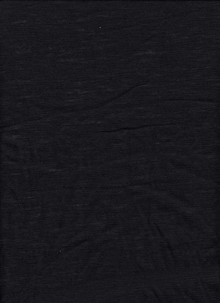 BP70018 / BLACK / COTTON MODAL SLUB 50C/50M