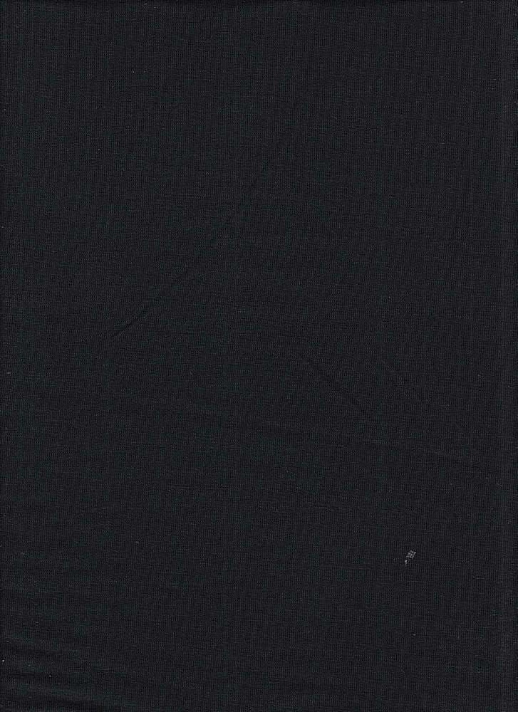 BP70025 / BLACK / BP70025 RIB MODAL SPANDEX 94RAYON MODAL/6S