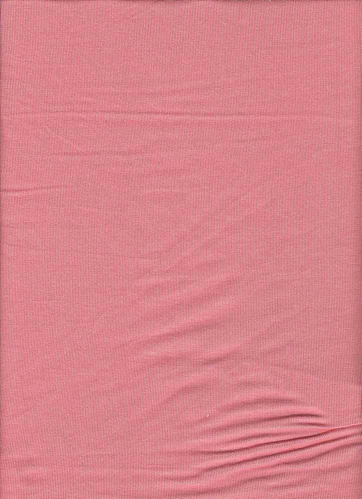 BP70025 SALMON SOLID NOVELTY PINK KNIT