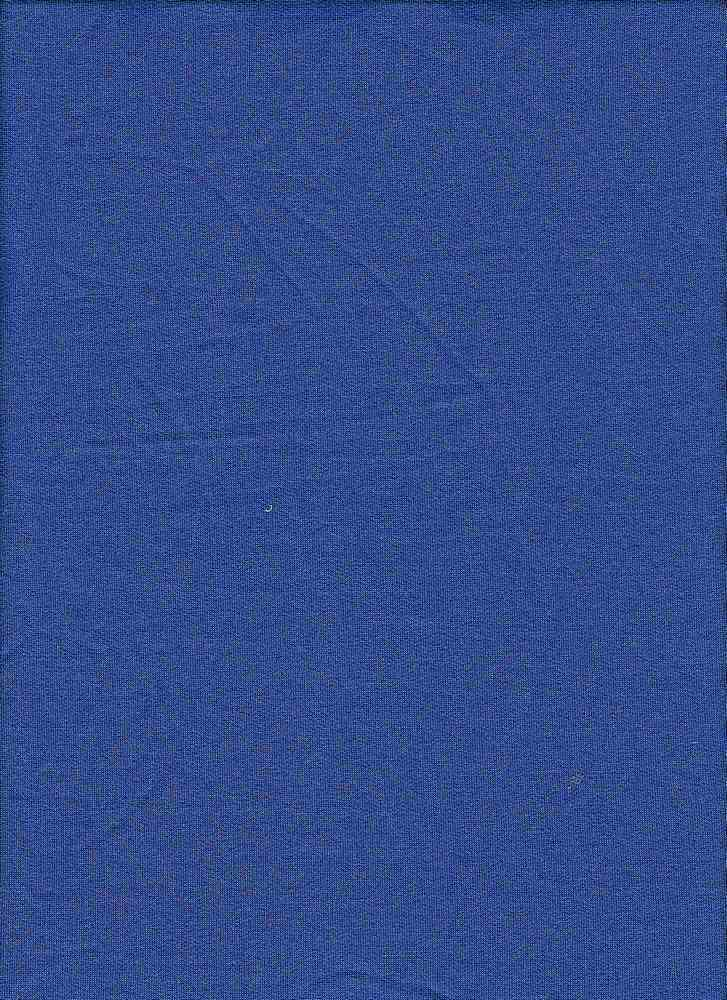 BP70013 / ROYAL BLUE / BABY FRENCH TERRY 67R / 29P / 4SP
