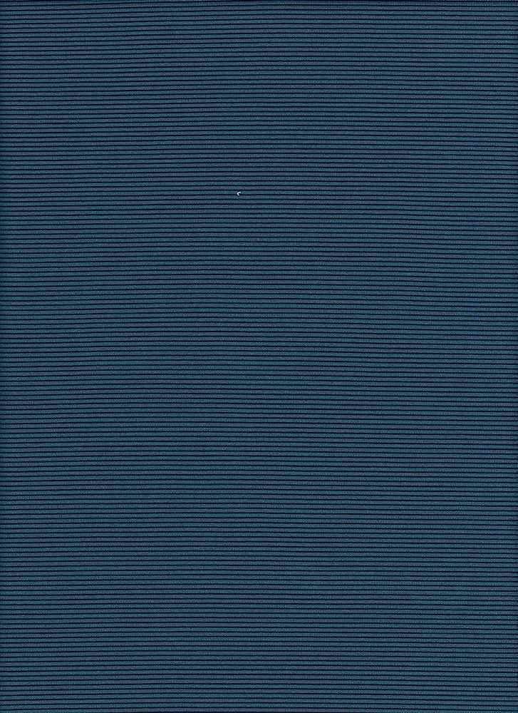 BP70034 TEAL #4 BLUE SOLID NOVELTY KNIT