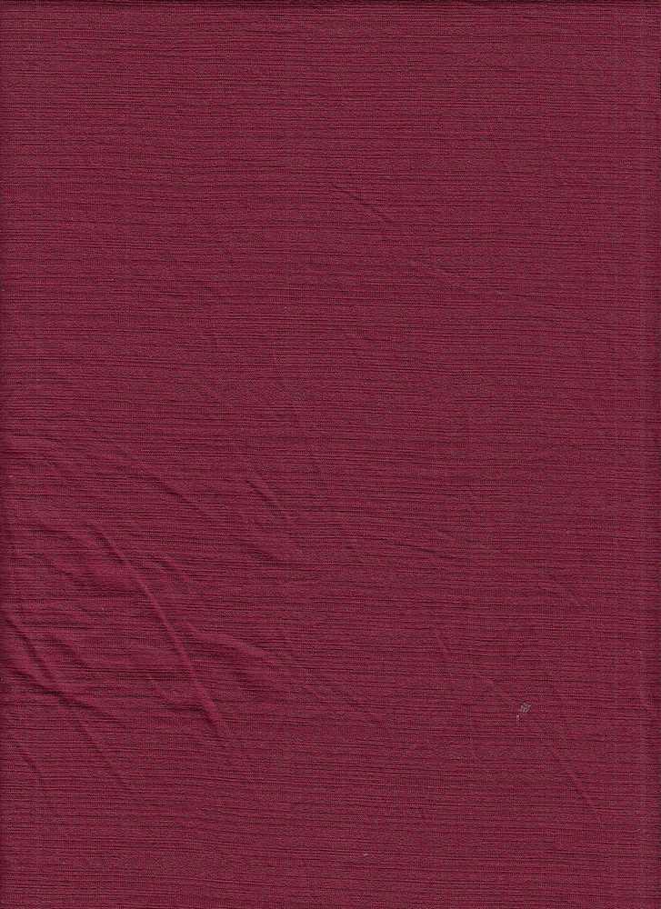 BP70027 / WINE / HIGH TECH SLUB
