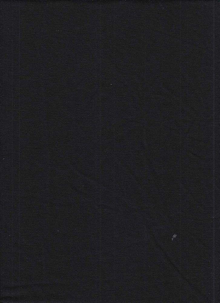 BP70084 / BLACK / HEAVY FRENCH TERRY
