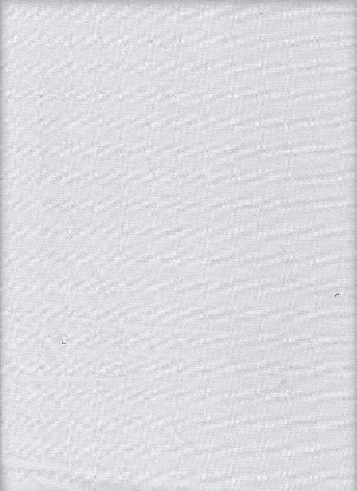 BP70084 / WHITE / HEAVY FRENCH TERRY