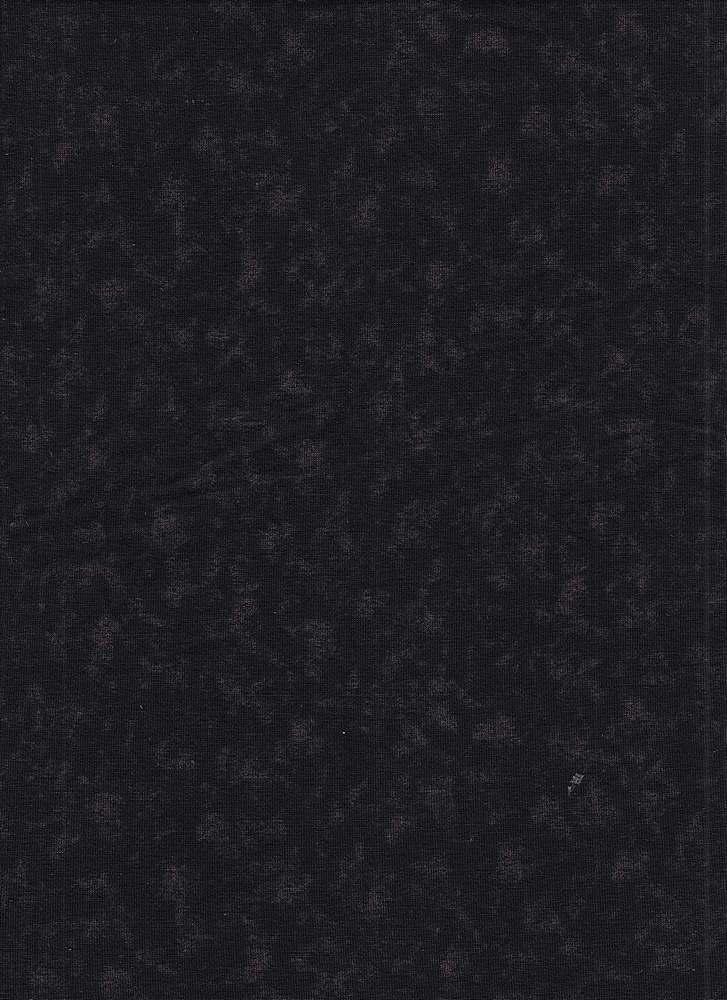 BP70094 / BLACK / RAYON SPANDEX STONE WASH