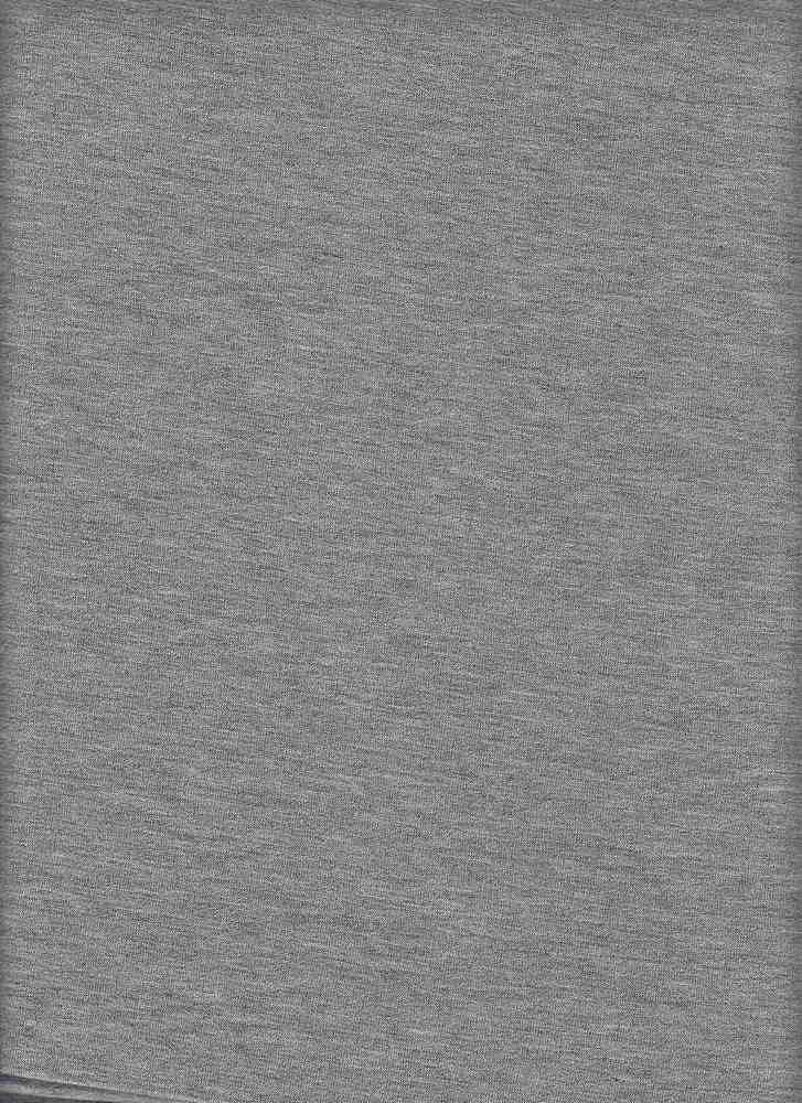 BP70102 / H.GRAY / FRENCH TERRY FLEECE