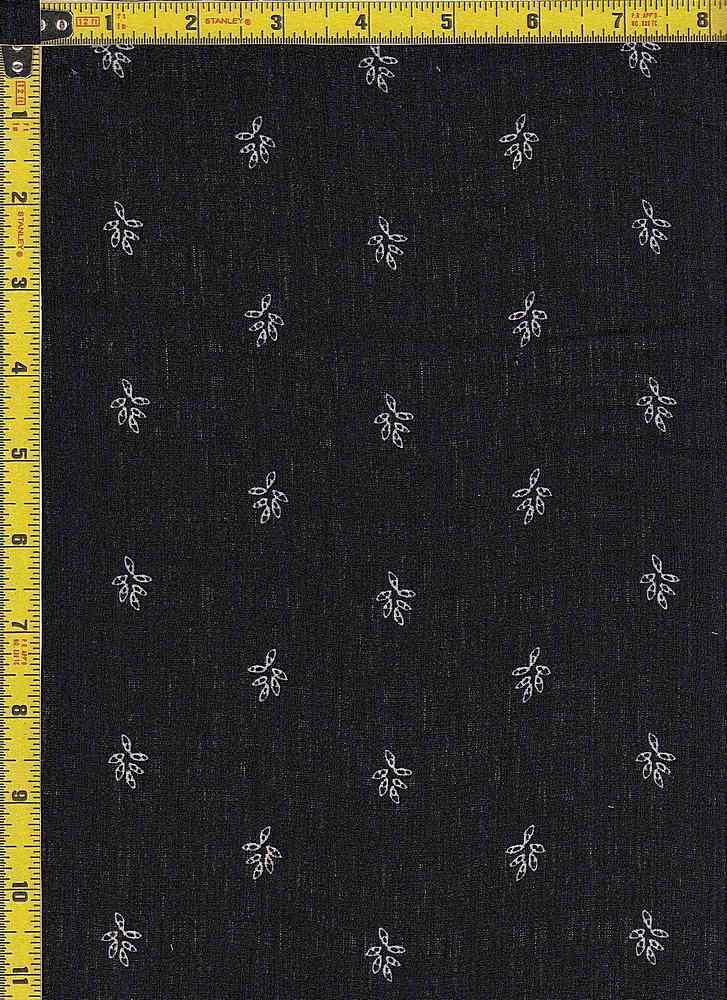 BP20106 - 13557 / BLACK / POLY BLINK PRINT - 13557