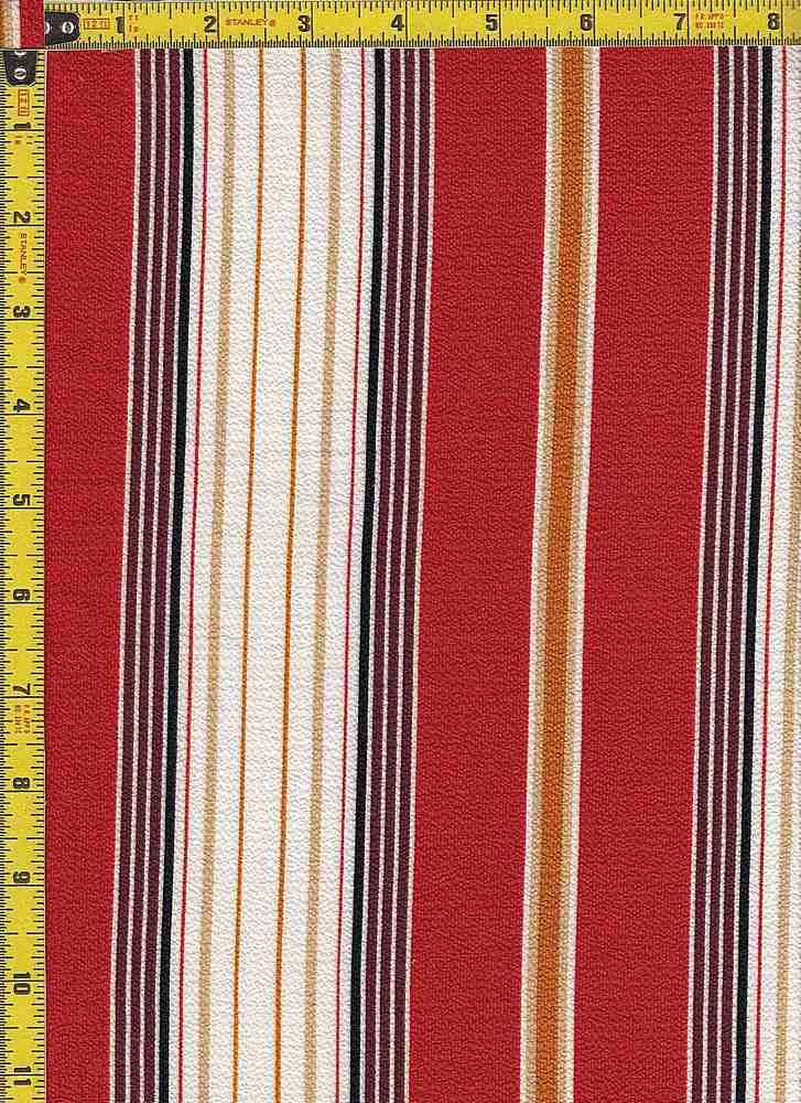BP29056-14783 / RED / KOSHIBO STR PRINT - 14783