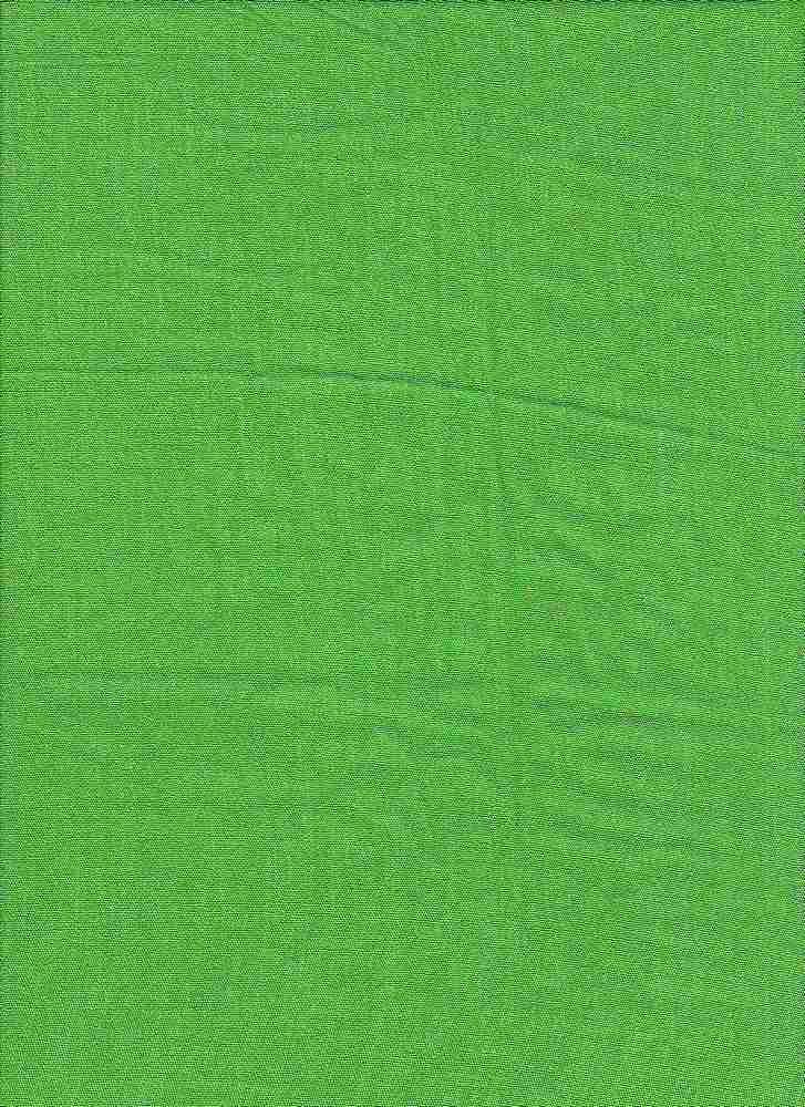 BP70077 / LIME GREEN / BP70077 RAYON GAUZE