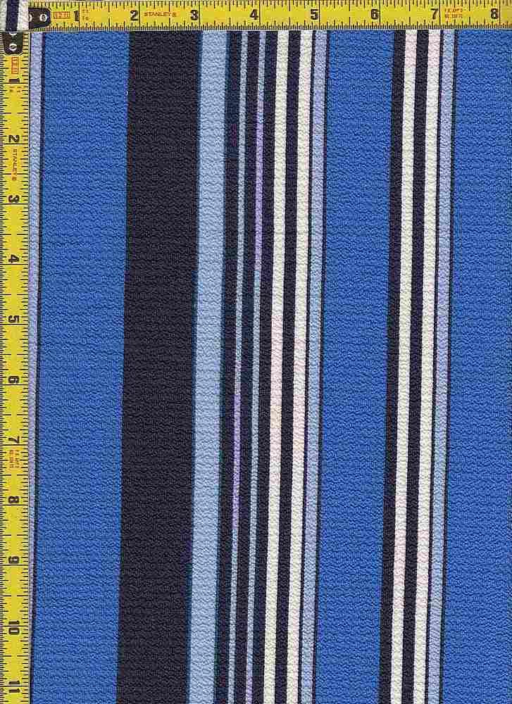 BP29056-12301B / BLUE / KOSHIBO STR PRINT-12301B