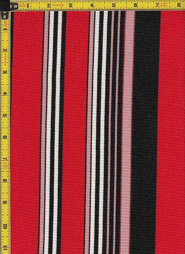 BP29056-12301B / RED / KOSHIBO STR PRINT-12301B
