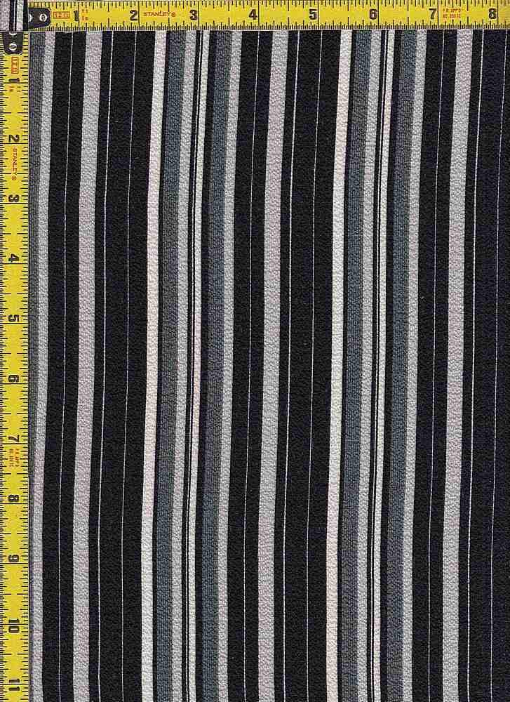BP29056-12047C / BLACK / KOSHIBO STR PRINT - 12047C