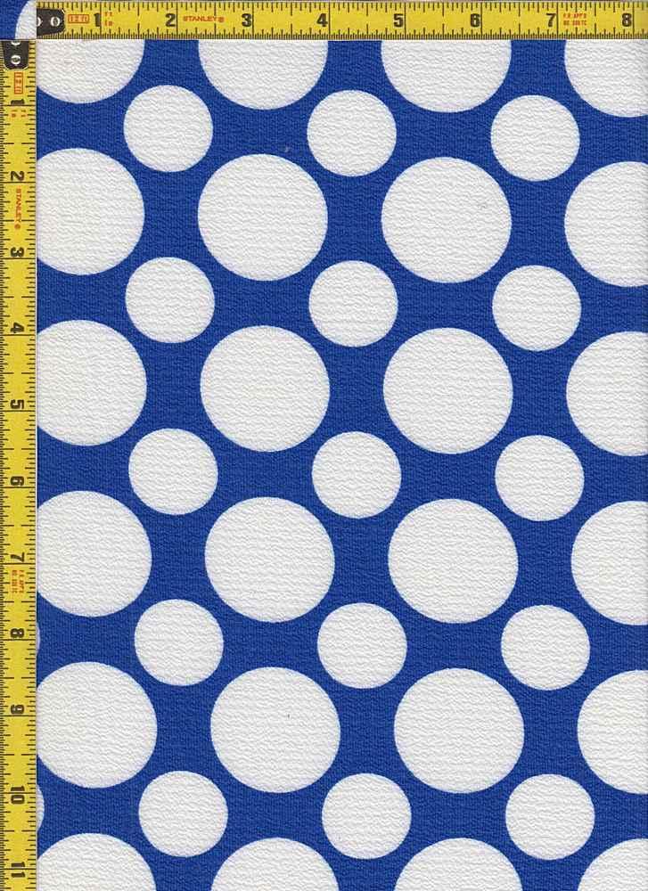 BP29056-11033 / ROYAL BLUE / KOSHIBO DOT PRINT-11033