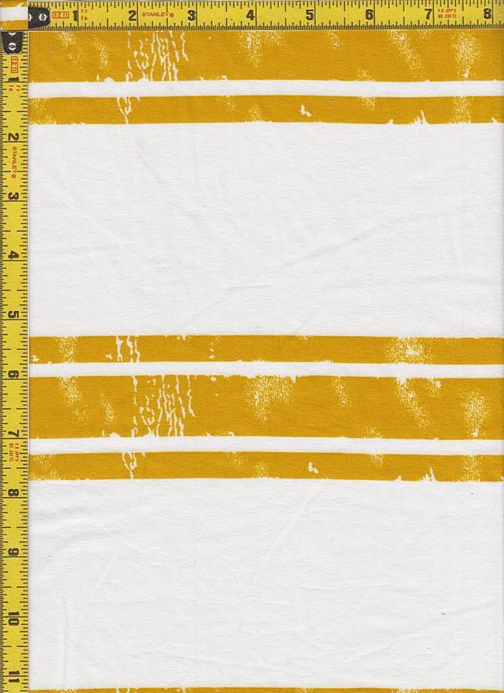BP29055-14790 / MUSTARD / DTY BRUSHED PRINT-14790