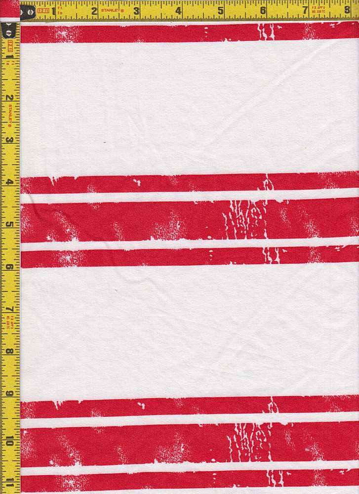 BP29055-14790 / RED / DTY BRUSHED PRINT-14790