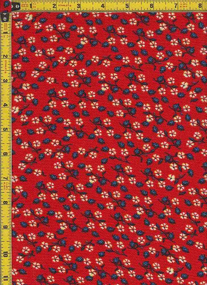 BP28056-14842 / RED / KOSHIBO PRINT-14842