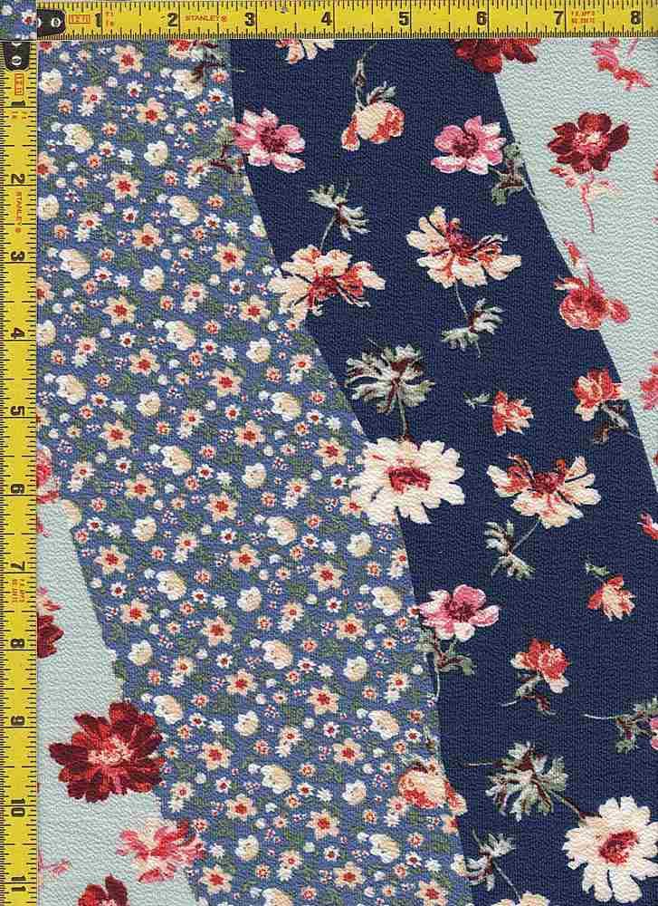 BP29056-14880B / NAVY / KOSHIBO PRINT - 14880B