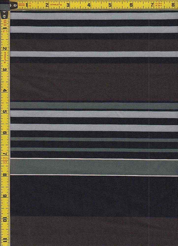 BP29036-10930 / CHARCOAL / TECHNO SCUBA STR PRINT-10930