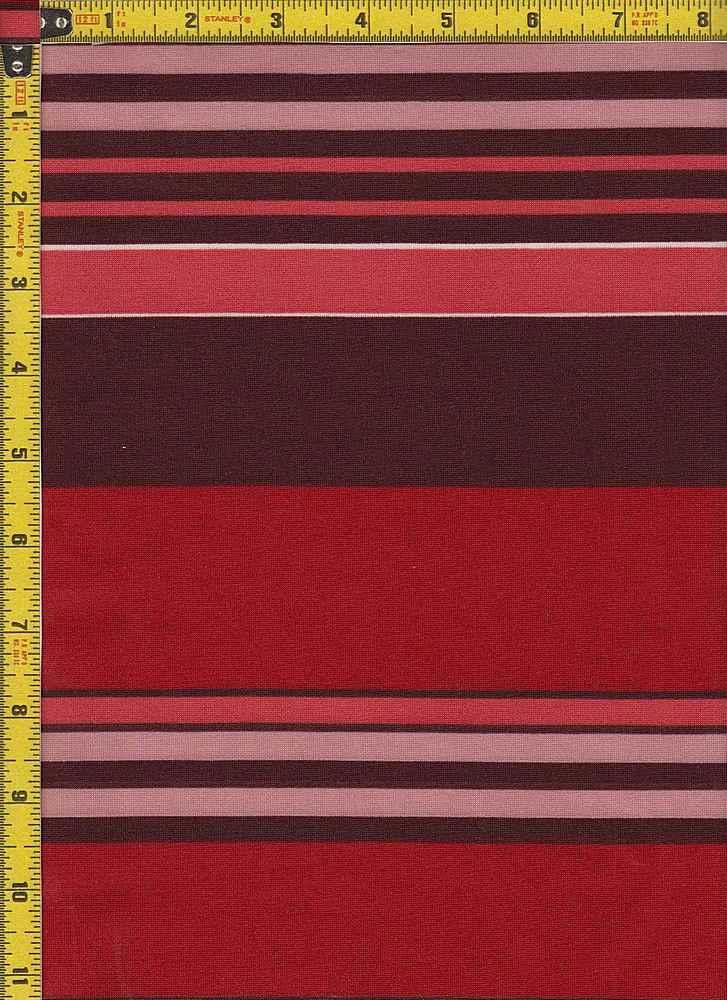 BP29036-10930 / RUST / TECHNO SCUBA STR PRINT-10930