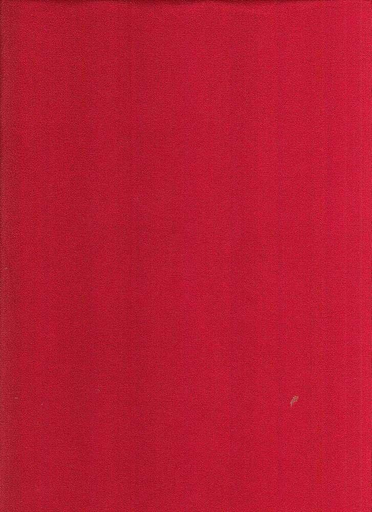BT80121 / RED # 3 / SUEDE