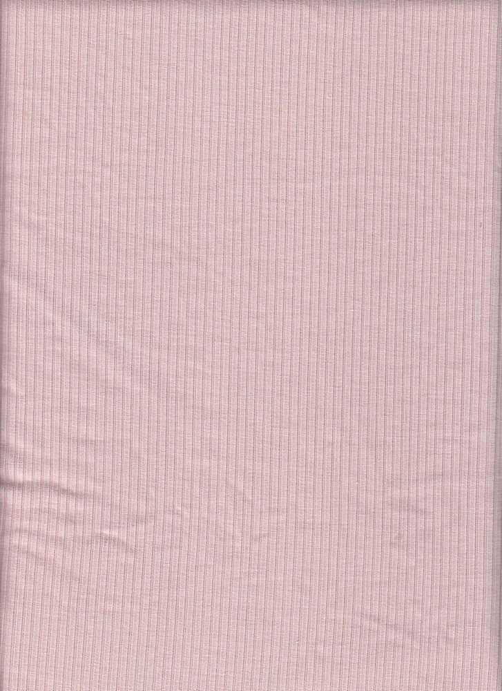 BP70015 / DUSTY BLUSH / 4X2 RIBBED JERSEY 96P/4SP