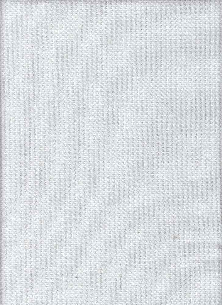 BP70035 / OFF-WHITE / BP70035 WAFFLE RIB