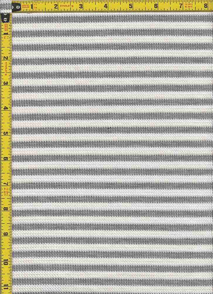 BP70043 / H.GRAY/IVORY / BP70043 THERMAL STRIPES