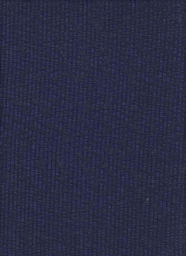 BP70052 / NAVY / BP70052 EMBOSSED RIB