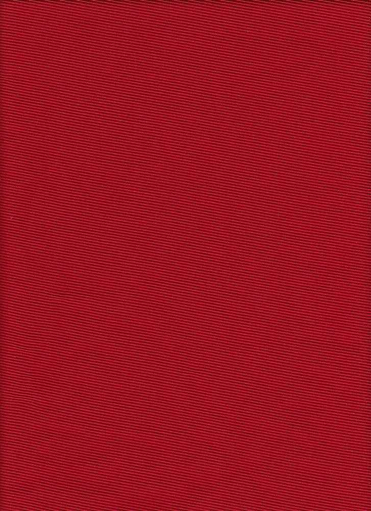 BP70034 / RED #3 / BP70034 HEAVY TECHNO OTTOMAN