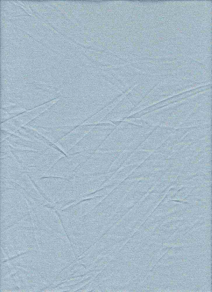BP70013 / SKY BLUE / BABY FRENCH TERRY 67R / 29P / 4SP