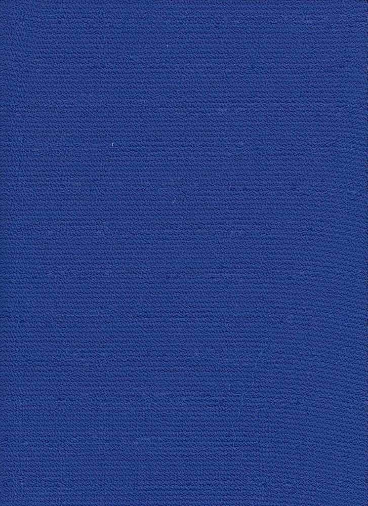 BP70056 / ROYAL BLUE / [BUBBLE CREPE]KOSHIBO 97P/3S