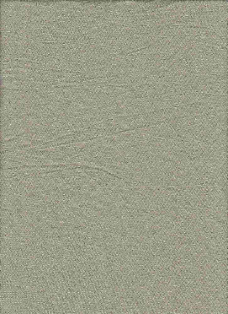 BP70013 / DUSTY SAGE / BABY FRENCH TERRY 67R / 29P / 4SP