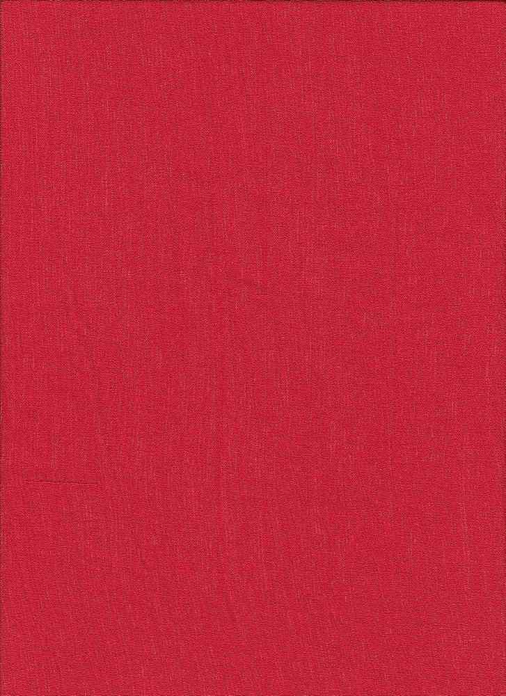 BP70077 / RED / BP70077 RAYON GAUZE [100% RAYON]