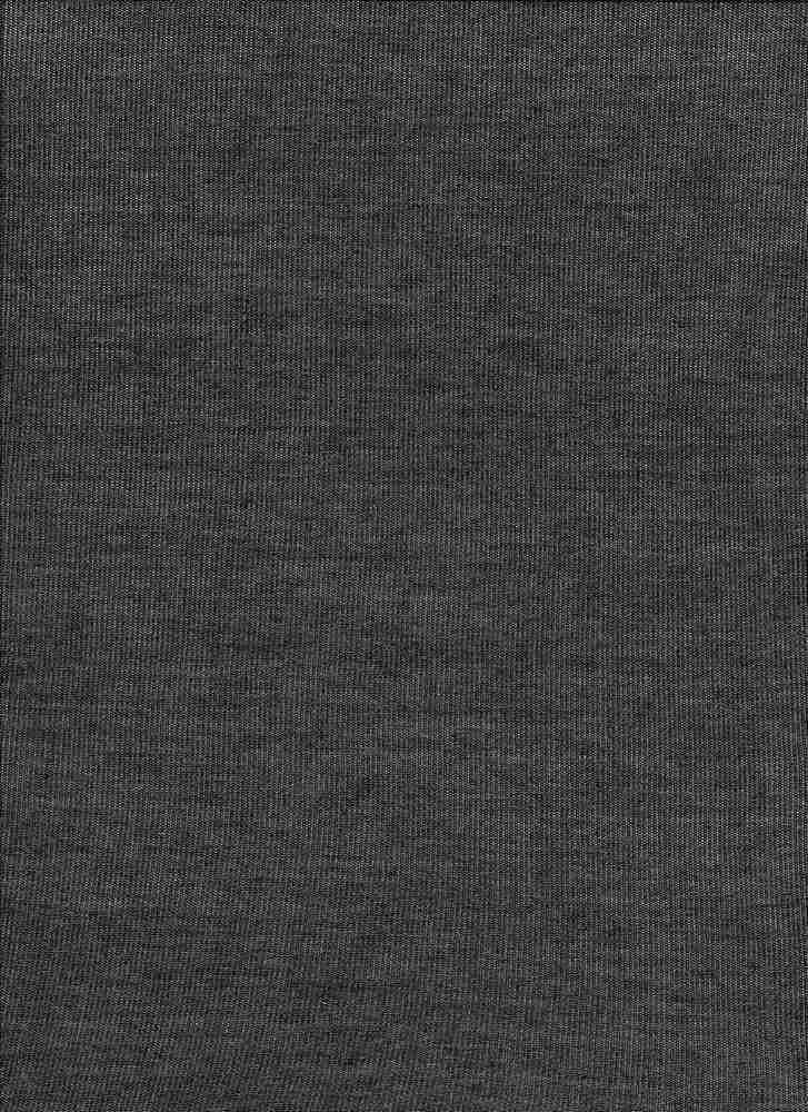 BT80019 / RHM H. BLACK / Rayon Span Hacci Mesh [BABY HACCI] 95R/5S 120GSM