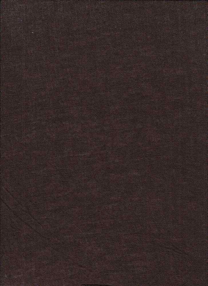 BT80019 / RHM BROWN / Rayon Span Hacci Mesh [BABY HACCI] 95R/5S 120GSM