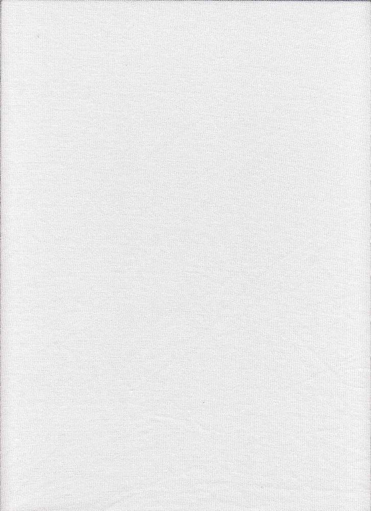 BT80019 / RHM SNW WHT-PFP / Rayon Span Hacci Mesh [BABY HACCI] 95R/5S 120GSM