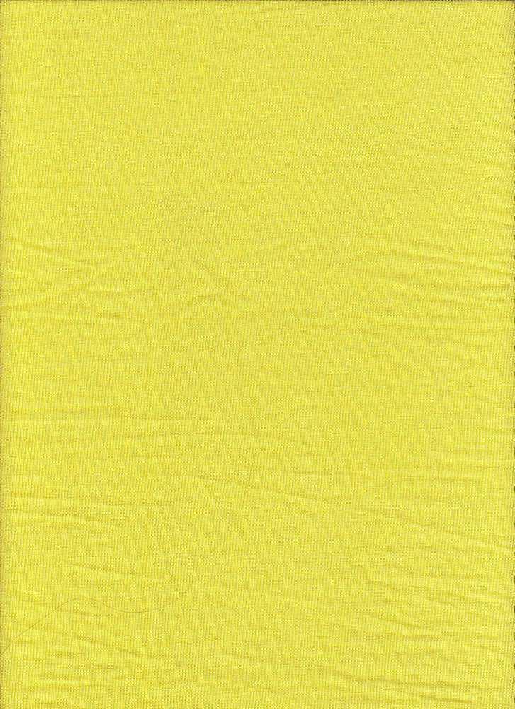 BT80019 / RHM ELEC YELLOW / Rayon Span Hacci Mesh [BABY HACCI] 95R/5S 120GSM