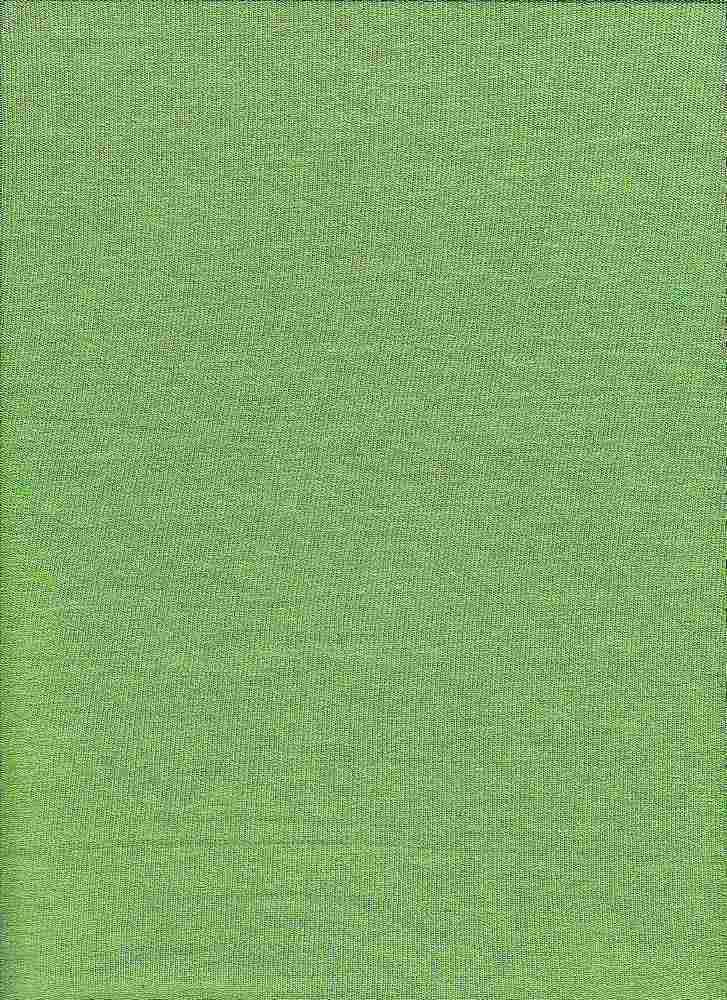 BT80019 / RHM GREEN TEA / Rayon Span Hacci Mesh [BABY HACCI] 95R/5S 120GSM