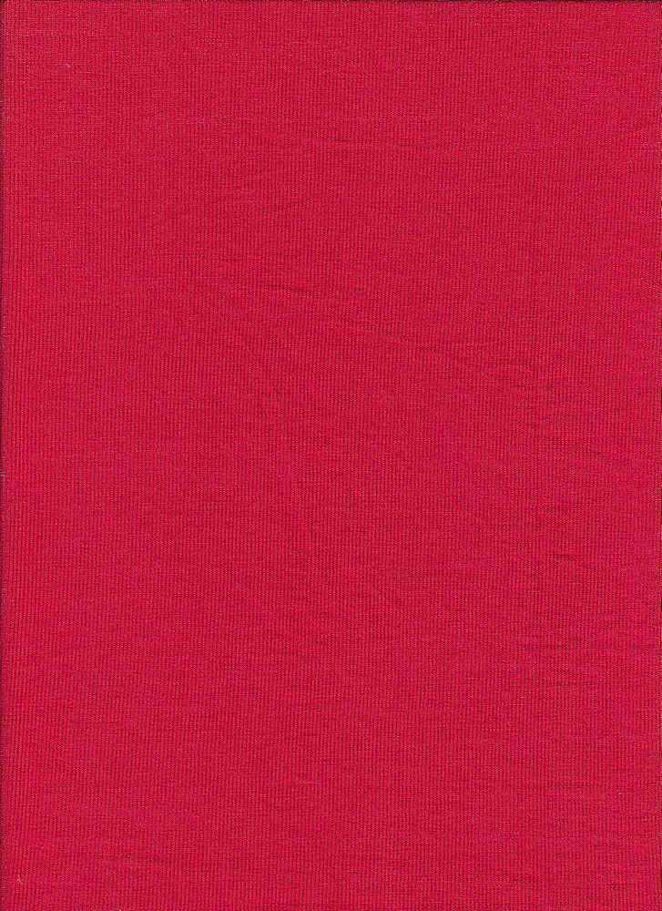 BT80019 / RHM RED / Rayon Span Hacci Mesh [BABY HACCI] 95R/5S 120GSM