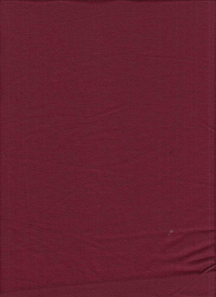 BP70013 / WINE / BABY FRENCH TERRY 67R / 29P / 4SP