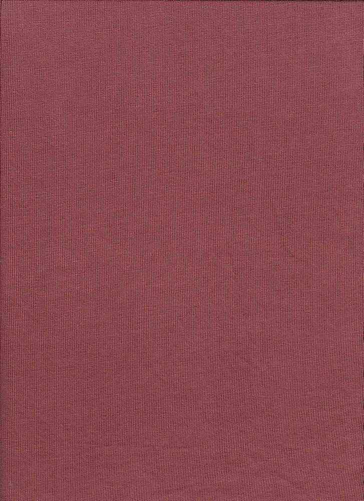 BT80019 / RHM MARSALA / Rayon Span Hacci Mesh [BABY HACCI] 95R/5S 120GSM