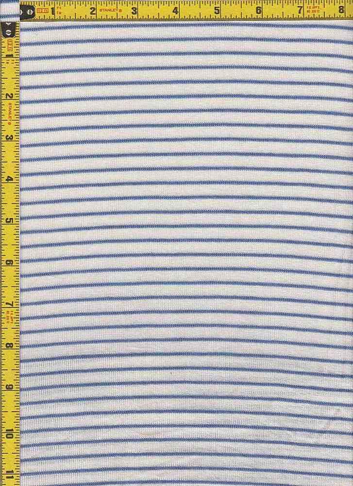 BP70087 / IVORY/DENIM BLUE