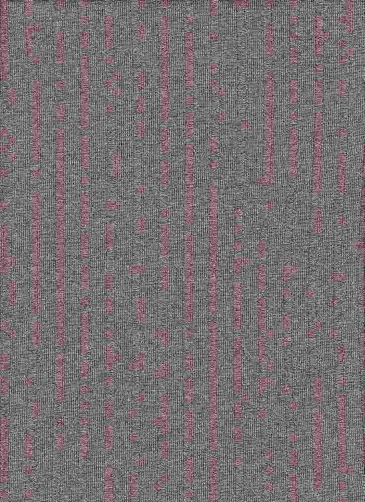 BP70093 / MEDIUM MAUVE / HACCI RIB WITH FOIL