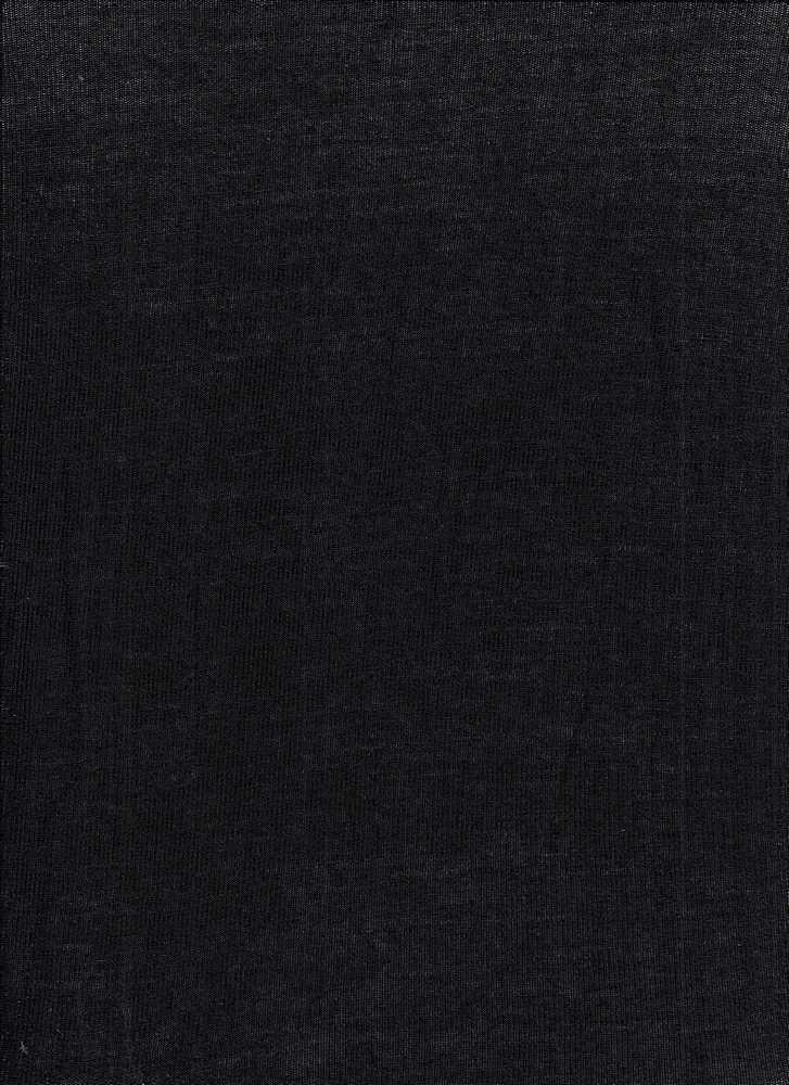 BT80019 / RHM BLACK / Rayon Span Hacci Mesh [BABY HACCI] 95R/5S 120GSM